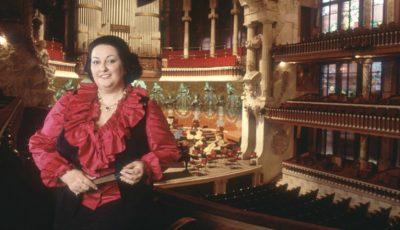 S-a stins din viață celebra soprană Montserrat Caballé