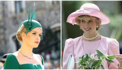 Nepoata prințesei Diana a atras toate privirile la o prezentare de modă, la Berlin