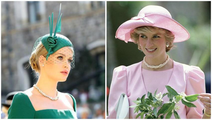 Foto: Nepoata prințesei Diana a atras toate privirile la o prezentare de modă, la Berlin