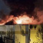 Foto: Alertă în Rusia! Incendiu într-un mall. Peste 400 de persoane au fost evacuate