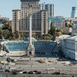 Foto: Kievul scoate din circulație microbuzele de linie. Vor rămâne doar tramvaiele, troleibuzele și autobuzele
