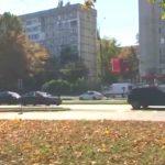 Foto: Un moldovean a fost surprins în stradă, în timp ce filma cortegiul președintelui turc