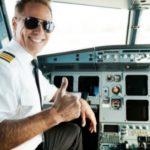 Foto: De ce piloții nu au voie să poarte barbă