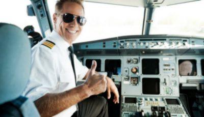 De ce piloții nu au voie să poarte barbă