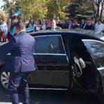 Foto: Președintele Igor Dodon are un nou mercedes de serviciu. Vezi cât valorează noua achiziție