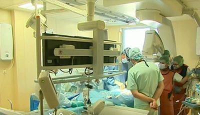 Premieră medicală în Moldova: accidentele vasculare cerebrale vor putea fi operate cu succes, prin metoda chirurgicală neurovasculară