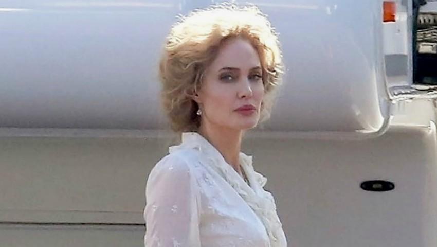 Foto: O mai recunoști pe Angelina Jolie?