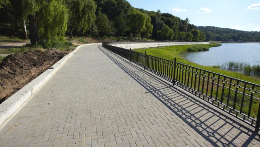 Amatorii de sport în aer liber nu vor mai avea acces în parcul Valea Morilor