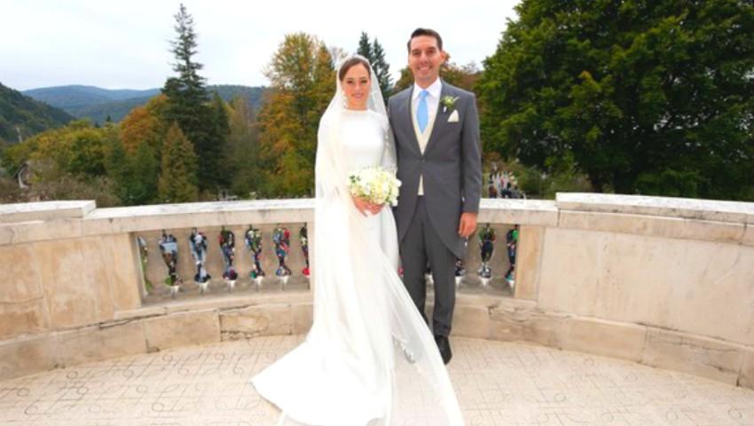 Foto: Ce verighete poartă Principele Nicolae și soția sa?
