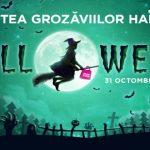 """Foto: De Halloween, Shopping MallDova este """"bântuit"""" de fantome. Vino să descoperi lumea personajelor ciudate"""
