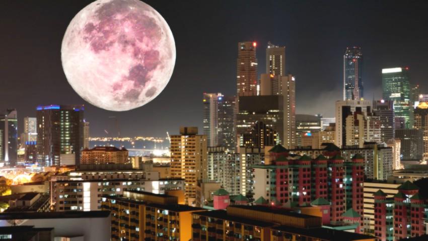 Impresionant! O lună artificială va ilumina pe timp de noapte un oraș din China