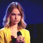 Foto: Moldoveanca Eva Timuș a cucerit juriul de la Vocea României. Video!