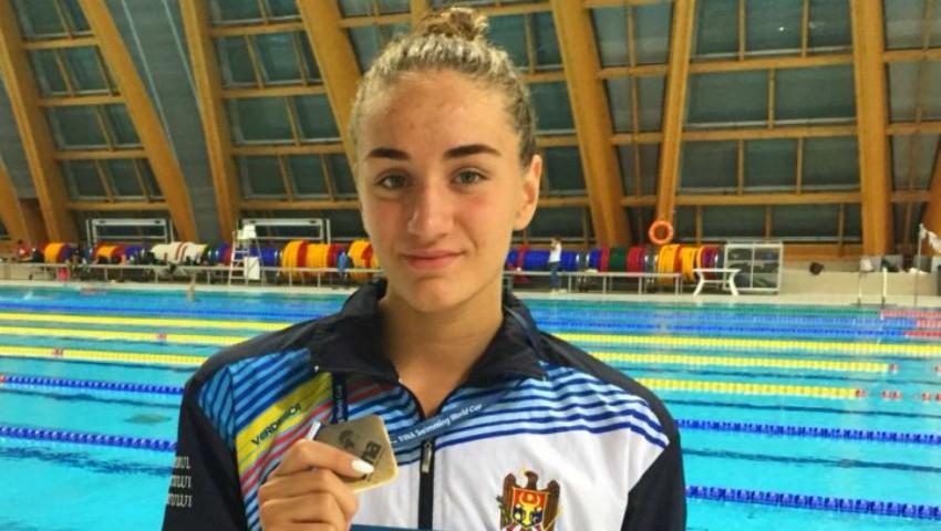 Foto: Tatiana Salcuțan, pe locul 8 în lume la Jocurile Olimpice de Tineret de la Buenos Aires!