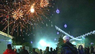 Focurile de artificii, interzise de Hramul oraşului Chişinău. Care este motivul?