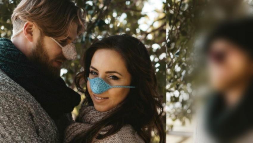 Îți îngheață nasul iarna? S-au inventat căciulile pentru nas