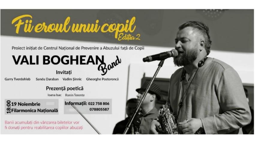"""Foto: O nouă ediție a concertului """"Fii eroul unui copil""""!"""