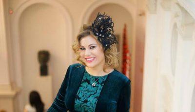 La mulți ani pentru Irina Calancea!