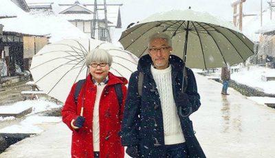 Incredibil! Acest cuplu din Japonia se îmbracă la fel, timp de 38 de ani