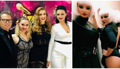 """Iată ce ținute au purtat vedetele la concertul """"Șlagărul Anului – 2018"""""""