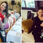 Foto: O moldoveancă a înfuriat-o pe soția lui John Legend, pe Instagram. De la ce a pornit cearta