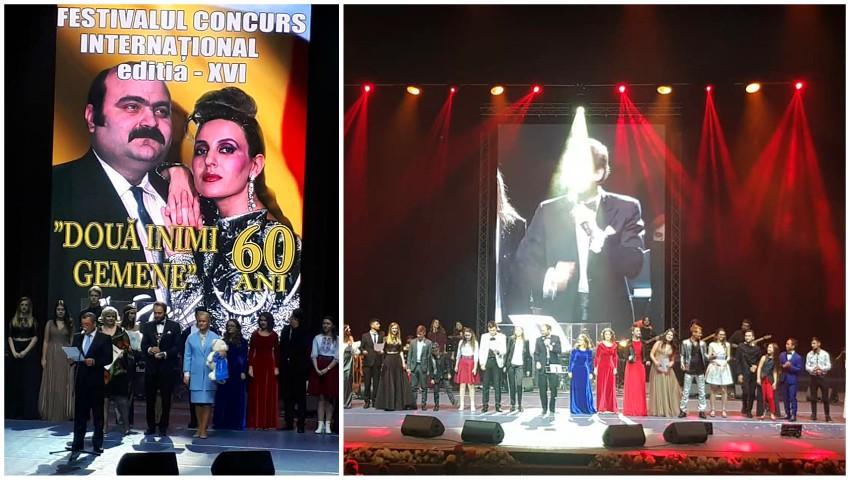 """Foto: (Foto/Video). Cea de-a XVI-a ediție a Festivalului Internațional de Muzică Ușoară """"Două Inimi Gemene"""" și-a desemnat câștigătorii!"""