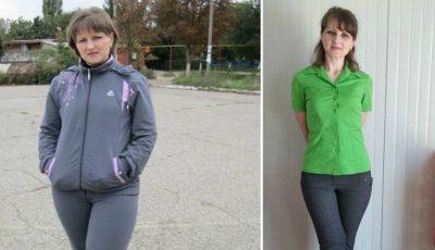 A slăbit 30 de kg și acum arată spectaculos! Elena Caracaș ne-a dezvăluit cum i-a reușit această performanță