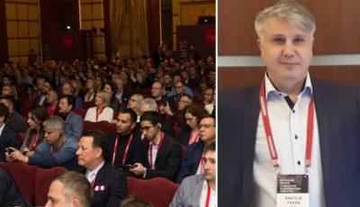 Chirurgul Anatolie Taran la cel mai tare eveniment al anului în domeniului chirurgiei estetice