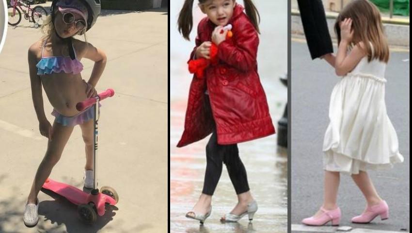 Foto: 7 vedete criticate pentru felul în care își cresc copiii