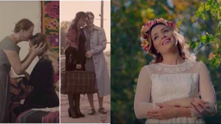 Foto: Îți dau lacrimile! Cornelia Ștefăneț a lansat o piesă nouă, dedicată mamelor ce-și trăiesc dorul departe de casă