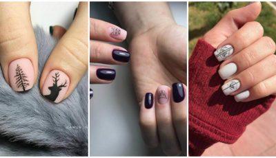 O nouă tendință în nail art: tatuaje elegante pentru unghii