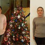 """Foto: Exercițiu de voință! Cristina Lupei a slăbit 14 kg cu ajutorul proiectului on-line: """"Galina Tomaș îți cumpără kilogramele"""""""