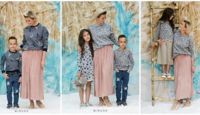 Sărbători în familie cu stil! Ținute perfecte pentru zilele friguroase de iarnă
