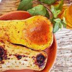 Foto: O rețetă de toamnă: dovleac copt cu mere și scorțișoară