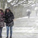 Foto: Vine iarna adevărată! Avertismentul meteorologilor