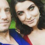 Foto: Anatol Durbală, mesaj plin de admirație pentru soția sa, Olesea Sveclă. Vezi ce spune despre ea și cum a felicitat-o