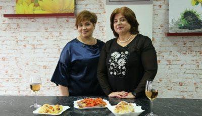 Despre bucate alese și nu numai cu Maria Borta și Ana Hachi
