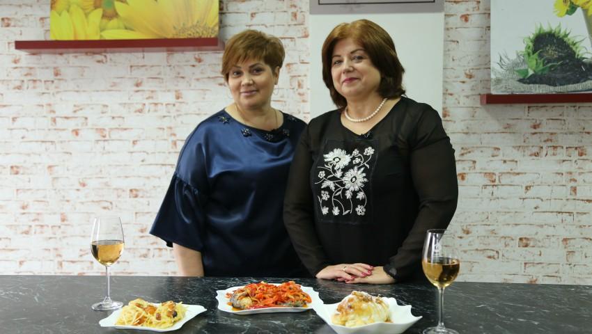 Foto: Despre bucate alese și nu numai cu Maria Borta și Ana Hachi