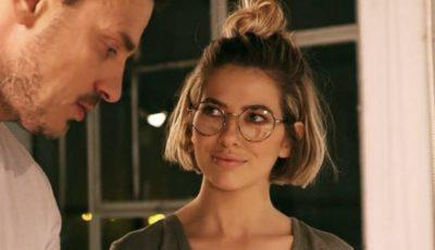 Lidia Buble joacă rolul unei fete foarte timide, în noul său videoclip