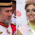 Foto: O rusoaică Miss Moscova s-a măritat cu Regele Malaeziei. Imagini de la nuntă