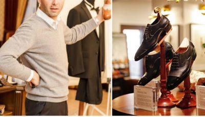 Un creator de pantofi din Moldova și-a anunțat participarea la Campionatul Mondial de Cizmărit. Vrea să ajungă în topul primilor 10 din lume