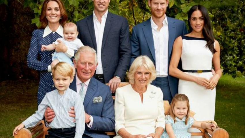 Foto: Prințul Charles a împlinit astăzi 70 de ani. Fotografiile oficiale ale familiei regale