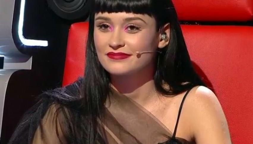 """Foto: Irina Rimes, apariție de senzație în prima ediție live de la ,,Vocea României"""""""