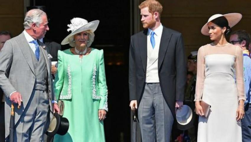Foto: Prinţul Charles a divulgat numele viitorului nepoțel