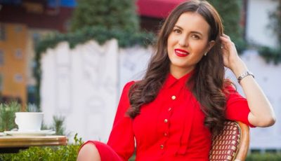 """Vera Nastasiu: """"Secretul unui comunicator de succes este consumul regulat de apă și mâncarea sănătoasă. Și un pic de dragoste."""""""