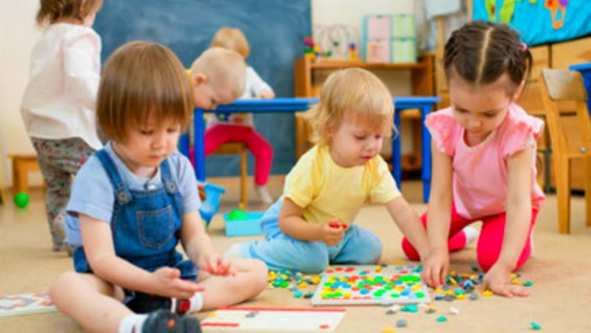 Foto: Copiii vor putea merge la grădiniță de la 2 ani