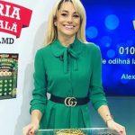 Foto: Natalia Gordienko va fi prezentatoare TV!
