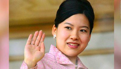 Prinţesa Japoniei a renunţat la titlul regal pentru iubire