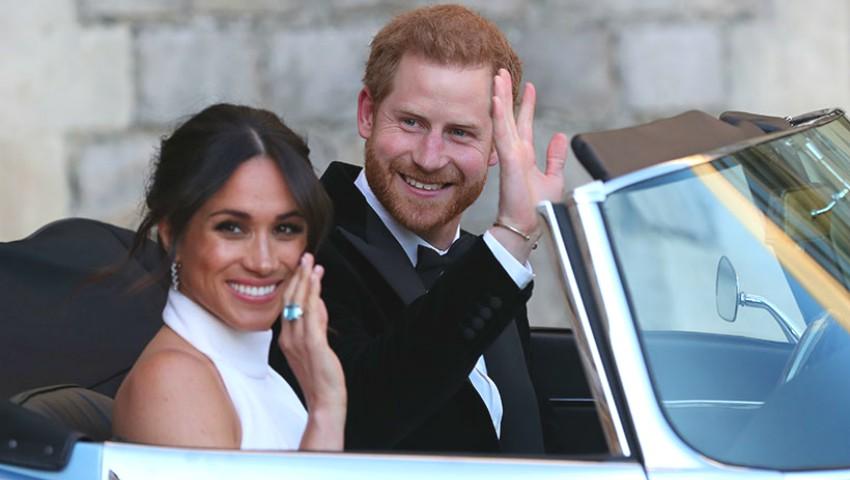 Foto: Meghan Markle și prințul Harry au ales nașii de botez. Este vorba de un cuplu celebru cu micuți gemeni