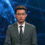 """Foto: Primul ,,prezentator TV digital"""" va prezenta știri non stop, la un post de televiziune din China. Video"""