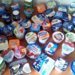 Foto: Date alarmante: unele iaurturi conțin mai mult zahăr decât băuturile carbogazoase